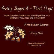 Going Beyond - First Steps CD
